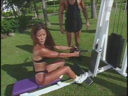 Kiana Tom Flex Appeal Workin Hot Black Bikini 720p 20140918030858 1 JPG