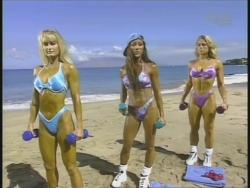 Kiana Tom Monica Brant Inflate Work Tight Lavender Bikinis 720p 20140729103003 0 JPG