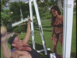 Kiana Tom Flex Appeal Workin Hot Black Bikini 720p 20140918030741 0 JPG