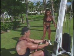 Kiana Tom Flex Appeal Workin Hot Black Bikini 720p 20140918031000 0 JPG