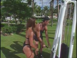 Kiana Tom Flex Appeal Workin Hot Black Bikini 720p 20140918030942 0 JPG
