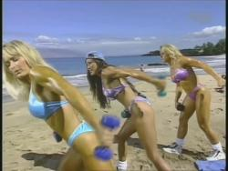 Kiana Tom Monica Brant Inflate Work Tight Lavender Bikinis 720p 20140729103231 0 JPG