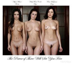 Girls from charmed nude pic